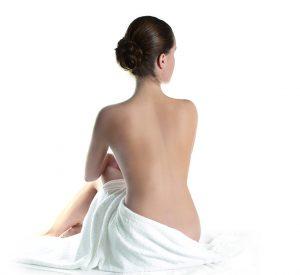 Hauttyp für die Pflegeprodukte entscheidend