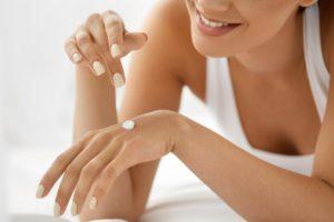 Pflege für empfindliche Haut