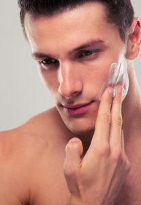 Männerkosmetik so normal wie die Dusche.