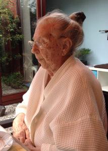 Altershaut braucht besondere Pflege.