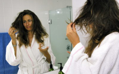 Was tun an einem Bad Hair Day?