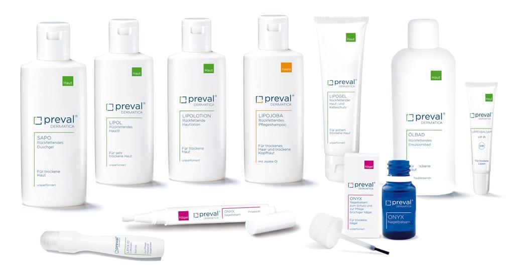 Preval Produkte