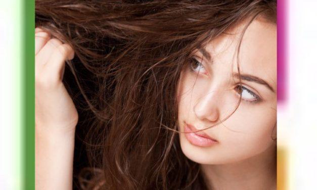 Neuer Glanz für strapaziertes Haar
