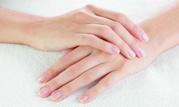 Nur gesunde Nägel sind wirklich schön